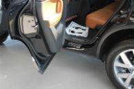 Накладки на пороги для Volkswagen Touareg 2010+ (Alu-Frost, 08-0984)