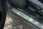 Накладки на пороги для Honda Civic VIII (5D) 2006-2011 (Alu-Frost, 08-1307)