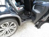 Накладки на пороги для BMW X5 II (E70) 2006+ (Alu-Frost, 08-1502)