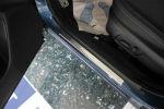 Накладки на пороги для Subaru Forester IV 2013+ (Alu-Frost, 08-1717)