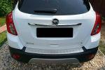 Накладка с загибом на задний бампер для Opel Mokka 2012+ (Alu-Frost, 25-3982)