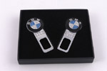 Обманка ремня BMW с камнями к-т 2 шт (ONGO, BMW.SBWS.01)