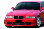 Передний бампер (Luma style) для BMW E-36 (Ad-Tuning, BMW36LMAFB)
