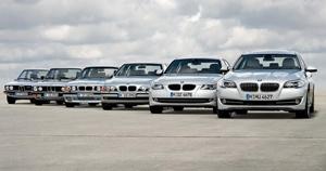 BMW 5-Series F10, новый БМВ 5 серии 2010