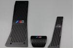Накладки на педали для BMW M-Style (Black) (JS-AUTO, BMW.MSTB.PED.AT)