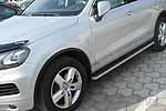 """Боковые пороги """"Original"""" для Volkswagen Touareg 2010+ (Kindle, TR-S11)"""