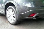 Брызговики для Mazda CX-5 2012+ (Kindle, CX5-M21)