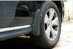 Брызговики (к-кт, 4шт.) для Subaru Forester 2013+ (AVTM, MF.SUFO2013)