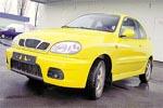Передний бампер Sport для Daewoo Lanos 2002 - (Tesma, NL1106900)