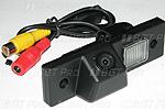 Камера заднего вида для Chevrolet Tacuma 2004- (BGT-PRO, RVC.HC-CHR.TCM)