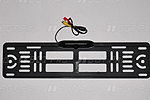 Камера заднего вида (в номерную рамку) для Dodge Caliber/Nitro (BGT-PRO, RVC.HCNR-DCAL-NIT)