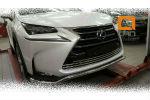 Решетка переднего бампера для Lexus NX 2014+ (Can-Otomotiv, LENX.27.4610)
