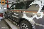 Боковые пороги для Ssang Yong Rexton 2012+ (Can-Otomotive, SYRE.43.3165)