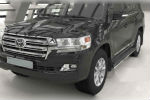 Боковые пороги для Toyota Land Cruiser 200 2012+/Lexus LX570/LX570 Spor 2014-2015 (Can-Otomotive, TOC2.43.3379)