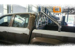 Защита кузова (с решеткой) для Volkswagen Amarok 2009+ (Can-Otomotiv, VWAM.67.1021)