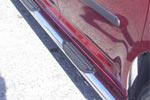 Пороги труба VW Caddy 2003- с приступом (Can-Otomotiv, VCAD0230)