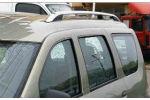 Алюминиевые рейлинги на крышу (skyport) для Dacia Logan MCV 2006-2014 (Erkul, DLMCVRRL.06)