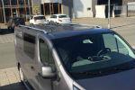 Алюминиевые рейлинги на крышу (skyport) для Fiat Scudo 2015+ (Erkul, FS15RRL.06)