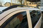 Алюминиевые рейлинги на крышу (пластиковые ножки) для Mercedes Vito/Viano (W639) 2003-2015 (Erkul, MV03RRL.02)