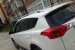 Алюминиевые рейлинги на крышу (skyport) для Toyota RAV 4 2013+ (Erkul, TRRRL.06)