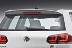 "Задний спойлер ""Caractere Style"" Volkswagen Golf VI 5D 2008- (S-Line, VWG1619)"