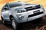 Тюнинг Toyota Fortuner 2005-