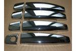 Накладки на дверные ручки для Chevrolet Cruze 2012+ (Kindle, CCR-D14)