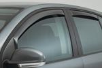 Ветровики (дефлекторы окон) для Chevrolet Cruze 4D 2009- (Climair, CLI0033666/CLI0044277)