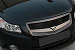 "Решетка радиатора ""Roadruns"" Chevrolet Cruze (KAI, CHCR-FGRR.03)"