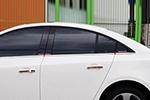 Декоративная накладка на стекло Chevrolet Cruze (KAI, CHCR-PCPS.01)