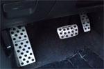 Накладки на педали Chevrolet Cruze  (JS-AUTO, CH.CR.PED.01)