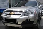 Защита переднего бампера Chevrolet Captiva (CHECTVF001)