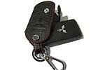 Чехол для ключей Mitsubishi ASX, Pajero Sport, Outlander XL (BGT-LKH803-Mitsu)