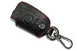 Чехол для ключей Opel Astra H, J, Corsa, Insignia, Zafira, Meriva (BGT-LKH105-OP)