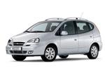 Тюнинг Chevrolet Rezzo