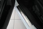 Накладки на внутренние пороги (нерж.) для Honda Civic IX 5D 2012- (Nata-Niko, P-HO13)