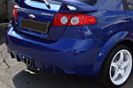 "Задний бампер ""HAN"" для Chevrolet Lacetti HB (AD-Tuning, CLHB005)"