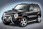Тюнинг Jeep Cherokee 2005-