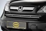 Решетка в бампер Honda CR-V 2007- (Cobra, HON1087)