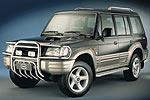 Тюнинг Hyundai Galloper 1998-