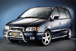 Тюнинг Hyundai Trajet 2000-