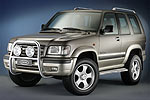 Тюнинг Isuzu Trooper