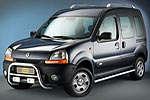 Renault Kangoo 4x4 01-03 Van