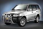 Тюнинг Nissan Terrano II