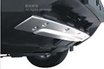 Накладка на передний бампер Honda CRV 2010-2012 (For, CRV100503)