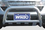 Дуга передняя Honda CR-V 2007- с защитой поддона (Winbo, A150584)