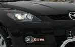 Защита передних фар прозрачная Mazda CX-7 с 2006 (EGR , EGR 223060)