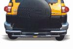 Защита заднего бампера Toyota FJ-Cruiser (Winbo, D098616)