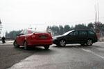 """Задний спойлер """"RS - Тюнинг"""" Skoda Octavia A5 (BK-Tun, SHKA501)"""