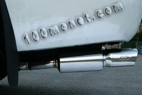 Выхлопная система / глушитель Toyota LC 200 4.7 2UZ-FE(Ganador, GD-125)
